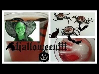 D.I.Y  Halloween Snoep, lekker, snel & makkelijk | Emma Keuven