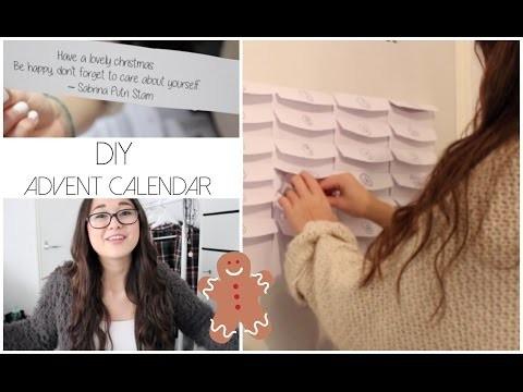 ❄ DIY | Advent Calendar ❄
