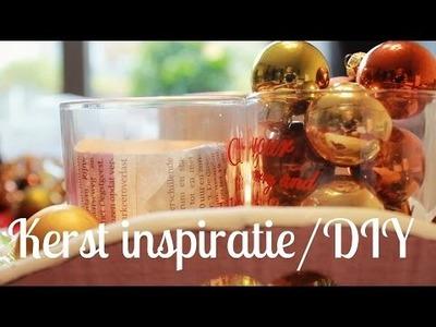 Kerst inspiratie.DIY (Budget) ❤