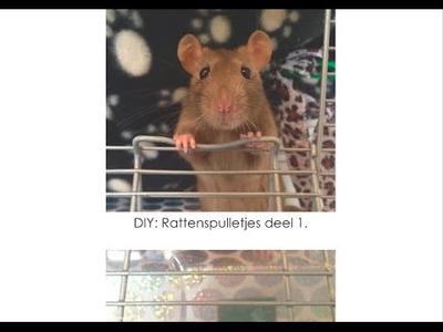 DIY: Rattenspulletjes deel 1.