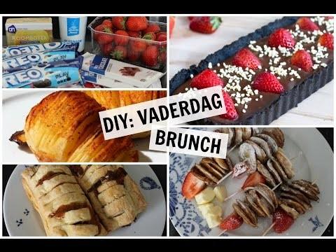 DIY ♡ Vaderdag Recepten