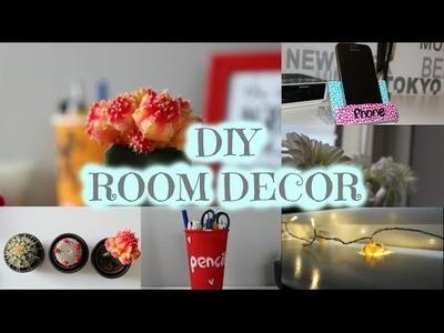 DIY ROOM DECOR VIDEO!
