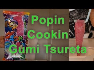 Popin Cookin Japanese Candy Kit DIY | Japans snoep_Gumi Tsureta