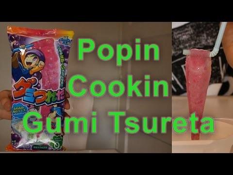 Popin Cookin Japanese Candy Kit DIY   Japans snoep_Gumi Tsureta