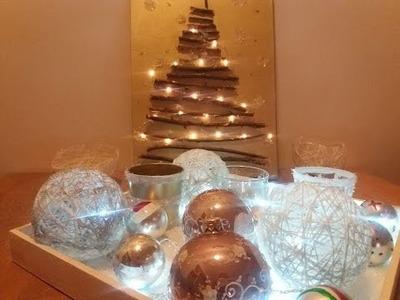 4 keer kerst DIY