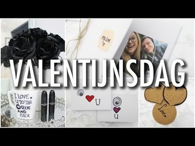 Valentijn DIY : Kaarten + Roomdecor | Sabrina Putri