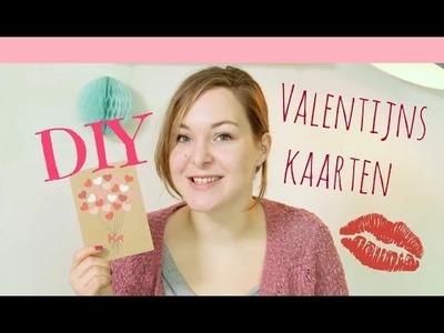 Valentijnskaarten - DIY - EliseDingen