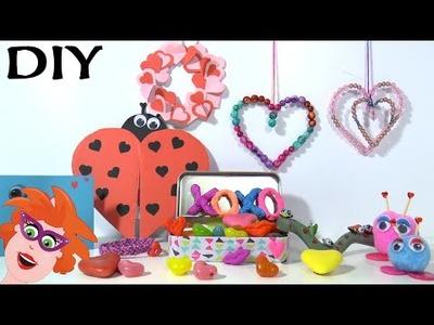 Knutselwerkjes voor Valentijnsdag - DIY tips en ideeën