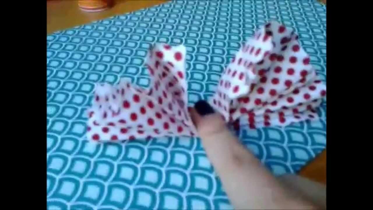 HOW TO MAKE strikje maken