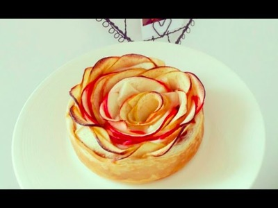 How to: Apple Rose Tart