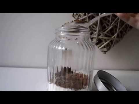 DIY - Brownie in pot