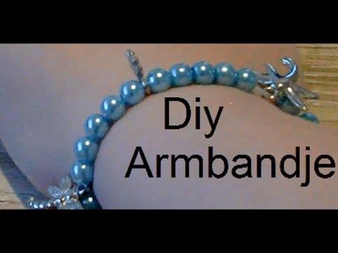 Moederdag DIY kralen armbandje maken