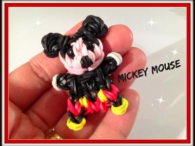 Rainbow Loom Nederlands, mini Mickey Mouse