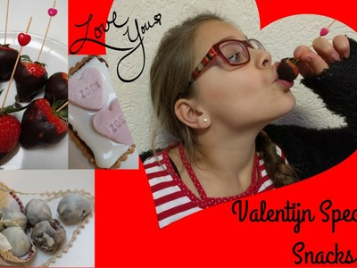 D.I.Y Valentijn Special #2 Snacks | Emma Keuven