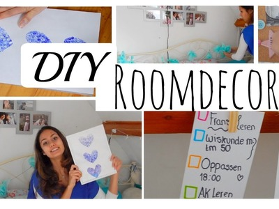 DIY ROOM DECOR (blauw)