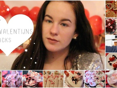 DIY VALENTIJNS SNACKS | ThingsJuliaLoves❤️