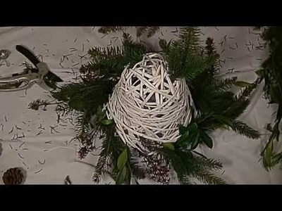 DIY Decoratie: Kerstklok