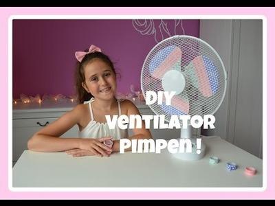 DIY een ventilator pimpen !