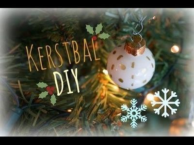 Kerstballen versieren - DIY - EliseDingen