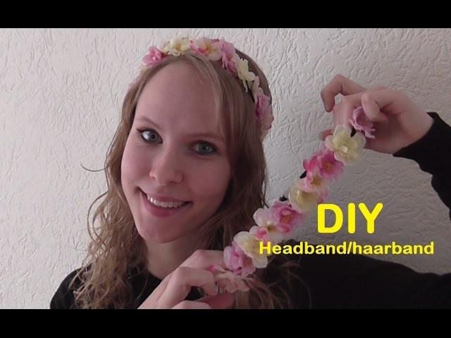 DIY HEADBAND + WINACTIE.JudithVerberne