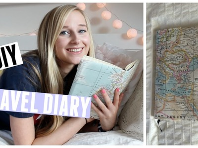 DIY Travel Diary ♥ MADEBYNoelle