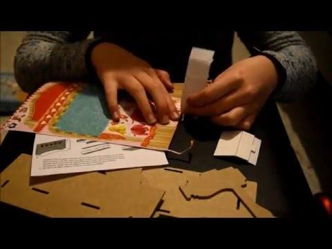 DUTCH ASMR - DIY project