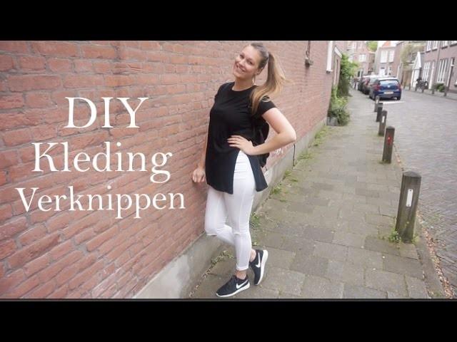 DIY Kleding verknippen   Aimée van der Pijl