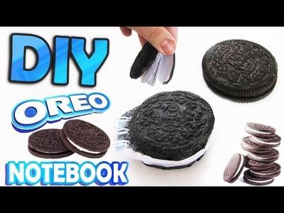 DIY OREO NOTEBOOK ZONDER MAL. MOLD | COOKIE BOOK | CRAFTMAMA