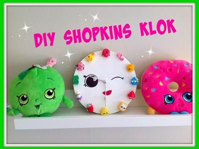 DIY: Shopkins Klok maken