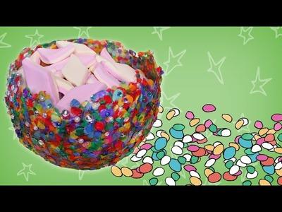 Jill - DIY: Schaal van confetti maken