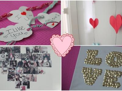 ♡ Valentijn DIY's ♡