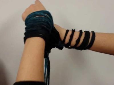 Armbreien met De Textielbeurs - deel 2