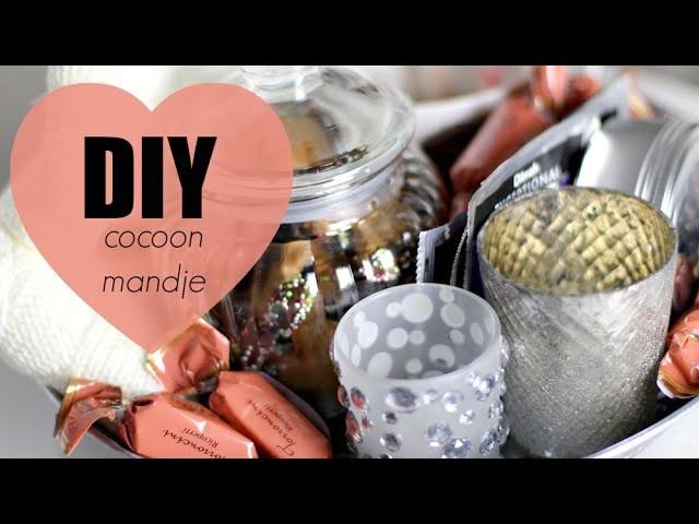 Cadeautip voor Kerst: DIY Cocoon Mandje