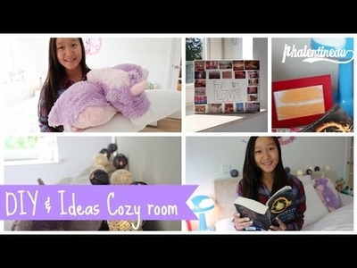DIY & Ideas Cozy room ♥ #FallWithVal