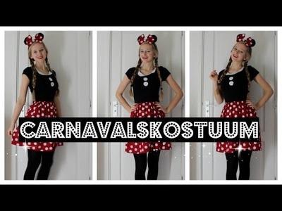 DIY Minnie Mouse Carnavalskostuum ♥ MADEBYNoelle
