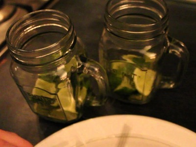 DIY - Mojito Spring.Summer drink!