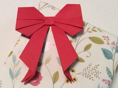DIY: Kirigami strik vouwen van papier