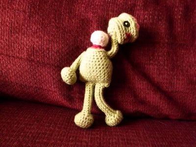 Crochet Zombie Tumbling