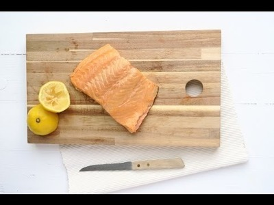 DIY Zalm Roken + Blooper