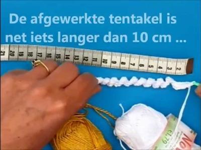 Haken How To Crochet Along En Haak De Dolly Plaid Stap 1