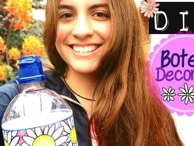 DIY Botellas decoradas || Daans97