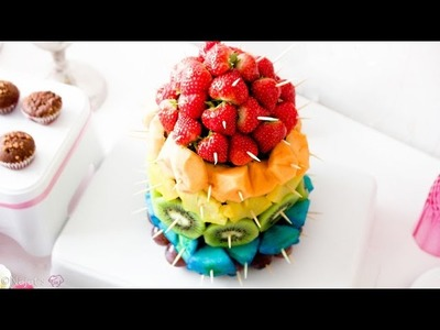 Najat's Keuken: Rainbow Fruit Tree