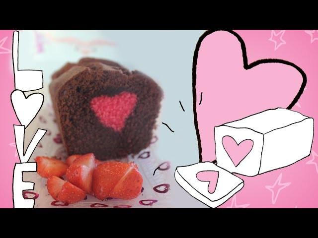Jill - DIY: Hartencake maken voor valentijnsdag