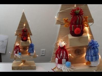 DIY Kerstdecoratie van kleine sokjes | Kerstspecial #2 | Zonder naaien, zonder lijmen!