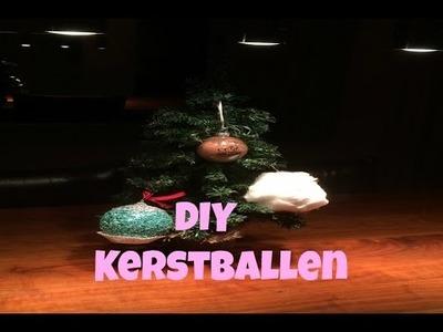 DIY zelf kerstballen maken - DAILY-XMAS