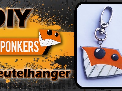 DIY PONKERS SLEUTELHANGER | Fimo Klei Tutorial | Dutch Youtubers