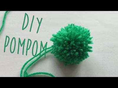 Pompom maken || DIY