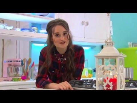 Jill - DIY: Maak je eigen pompoencake!