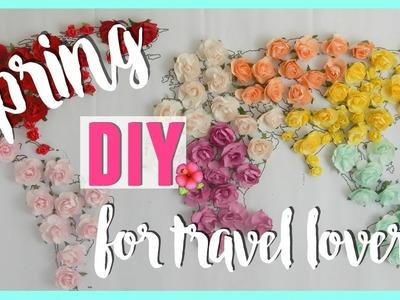 Flower Map DIY