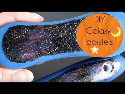 Galaxy en Ombré borstels DIY | nul pk